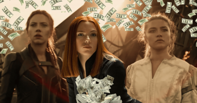 Disney Announces Black Widow Made $60M From Premier Access Alone