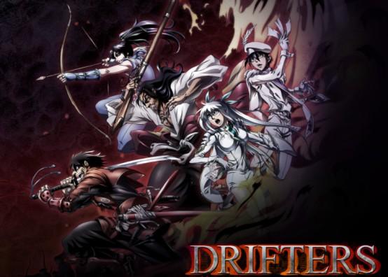 Drifter Anime Season 2 Release Date