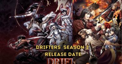 Drifters Season 2 Release Date
