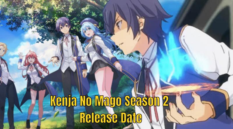 Kenja No Mago Season 2 Release Date
