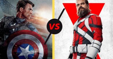 Red Guardian vs. Captain America
