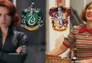 Scarlett Johansson Movies Characters As Hogwarts Houses Members