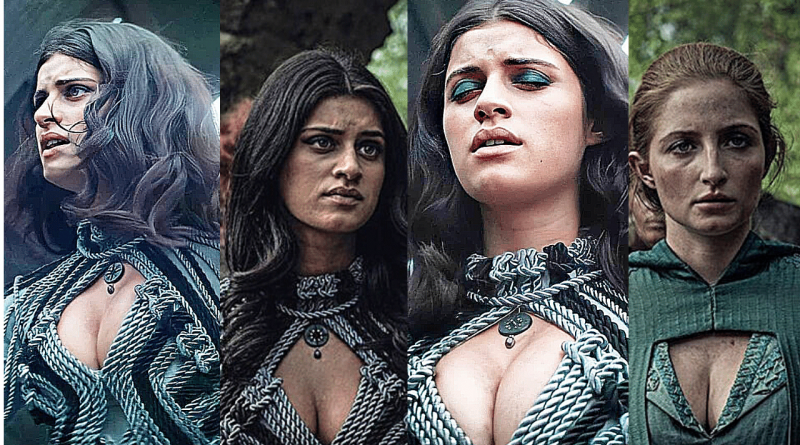 Ten Most Heroic Things Yennefer Did in The Witcher