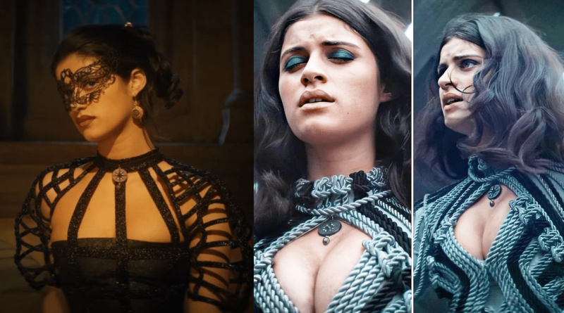 The Witcher 10 Things Only Book Readers Know About Yennefer (1)