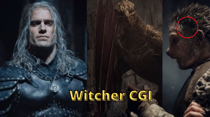 The Witcher's Questionable CGI Gave It A Familiar Yet Iconic Look