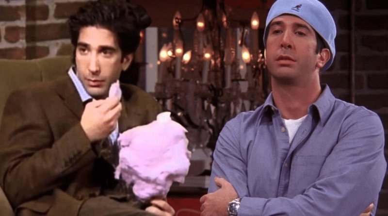 Top 10 Things We Never Understood About Ross