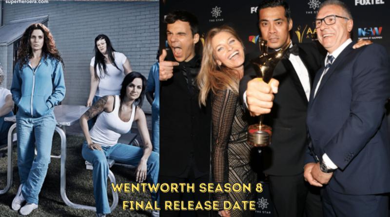 Wentworth season 8 final release date