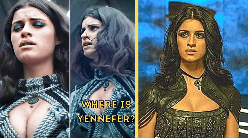 Where Is Yennefer