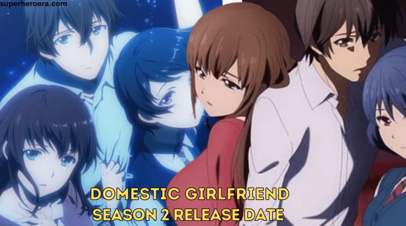 Will Domestic Girlfriend Season 2 Happen