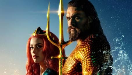 Aquaman 2 Amber Heard Shares Snaps