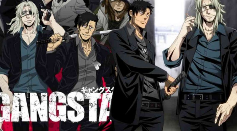 Gangsta Anime series