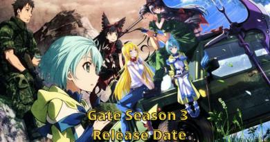 Gate Season 3 Release Date