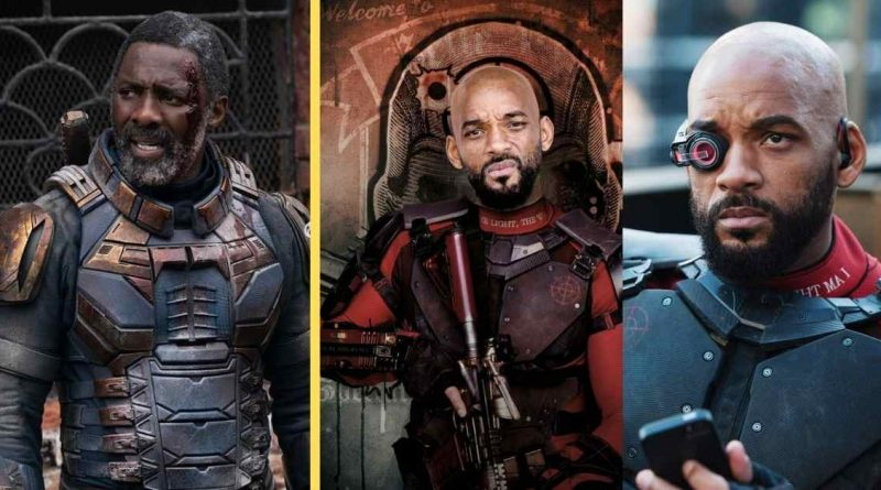 The Suicide Squad Idris Elba Didn't Want To Take The Place Of Will Smith's Deadshot