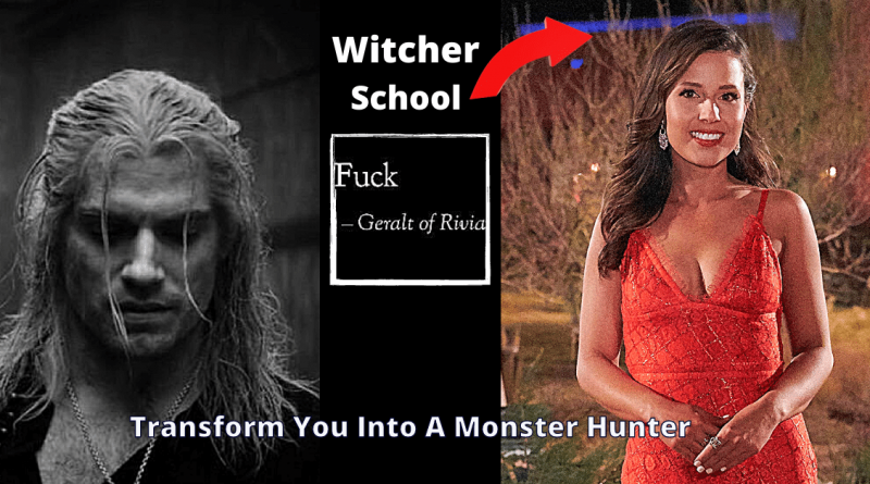 Witcher School Transform You Into A Monster Hunter