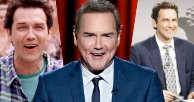 Breaking News Norm Macdonald, Legendary Comedian, and Former SNL Cast Member Dies at 61