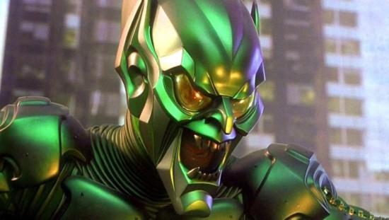 Green Goblin May Be Hiding A Spiderman